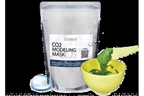 LINDSAY Premium CO2 Modeling Mask