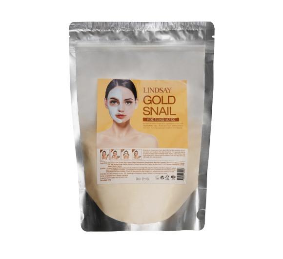 Gold Snail Modeling Mask    Альгінатні маски