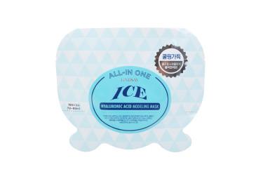 Ice Hyaluronic All-in One Modeling Mask Альгінатні маски для домашнього використання