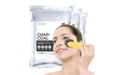 Premium Charcoal Modeling Mask Альгінатні маски