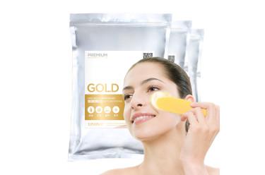 Premium Gold Modeling Mask Альгінатні маски