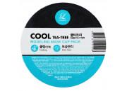 COOL TEA-TREE MODELING MASK CUP PACK Альгінатні маски