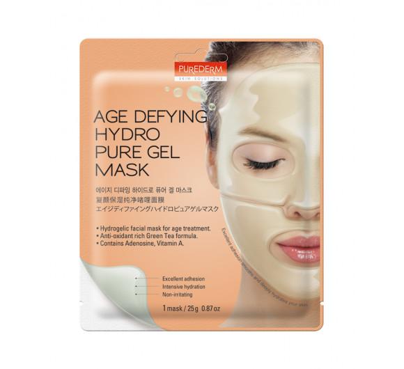 Purederm Age Defying Hydro Pure Gel Mask Гідрогелеві маски