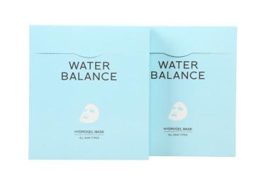 LINDSAY Water Balance Gel Mask Гідрогелеві маски
