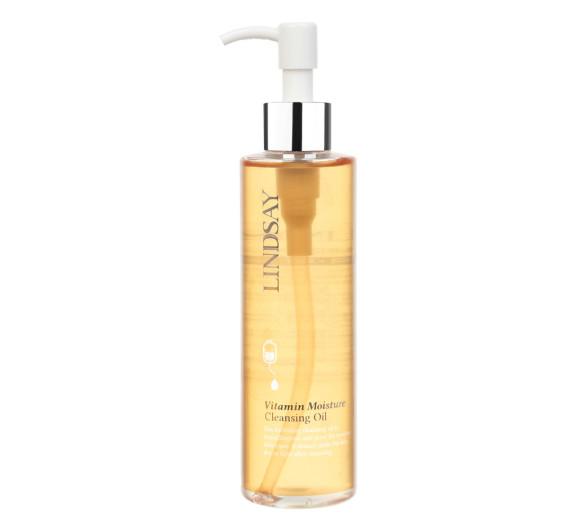 Vitamin Moisture Cleansing Oil Косметична зволожуюча олія для зняття макіяжу